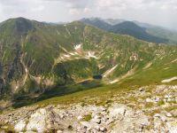 Jakubina a Hrubý vrch z Klinu