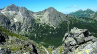 Vysoké Tatry - Dolina pri Zelenom plese