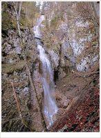 Slovenský ráj - Závojový vodopád